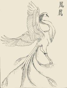 fenghuang, bestiary 2