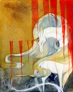 the unicorn, bestiary 1