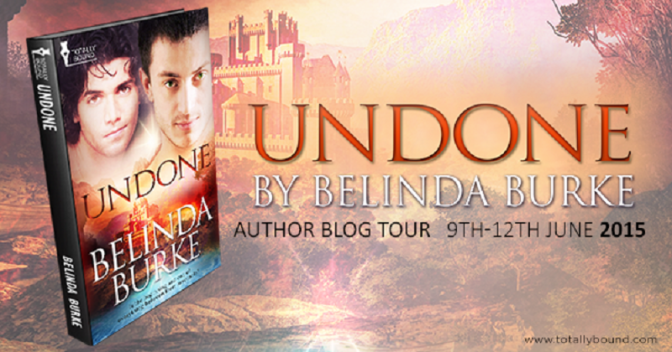 Guest Post and Giveaway: The Last Stop On The Undone Blog Tour With Belinda Burke