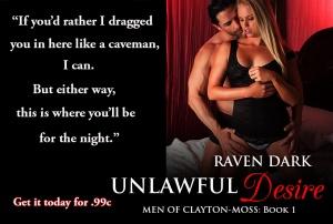 Unlawful Desire Teaser 1 Darker Live Version