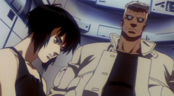 The Major Issue Ghost In The Shell Is Now Whiter Than Ever Belinda Burke Author